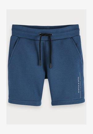 Short - petrol blue