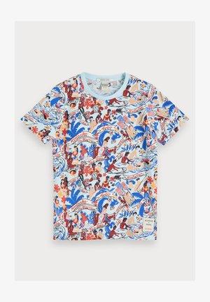 KEONI - T-shirt imprimé - combo z