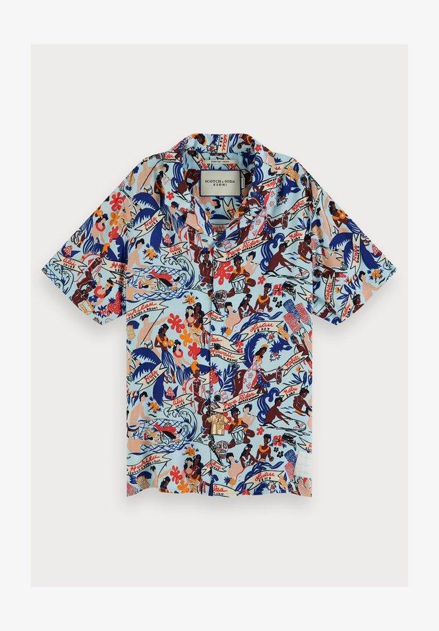 Printed hawaii shirt   Keoni - Overhemd - combo z
