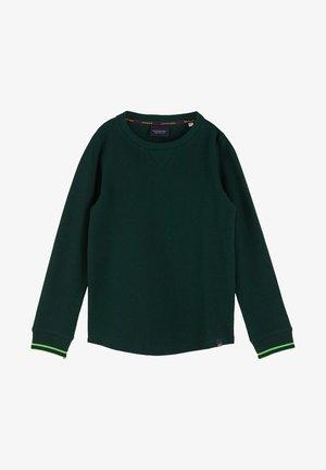 LONG SLEEVE - Pullover - green smoke
