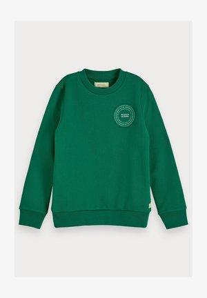Sweatshirt - paradise green