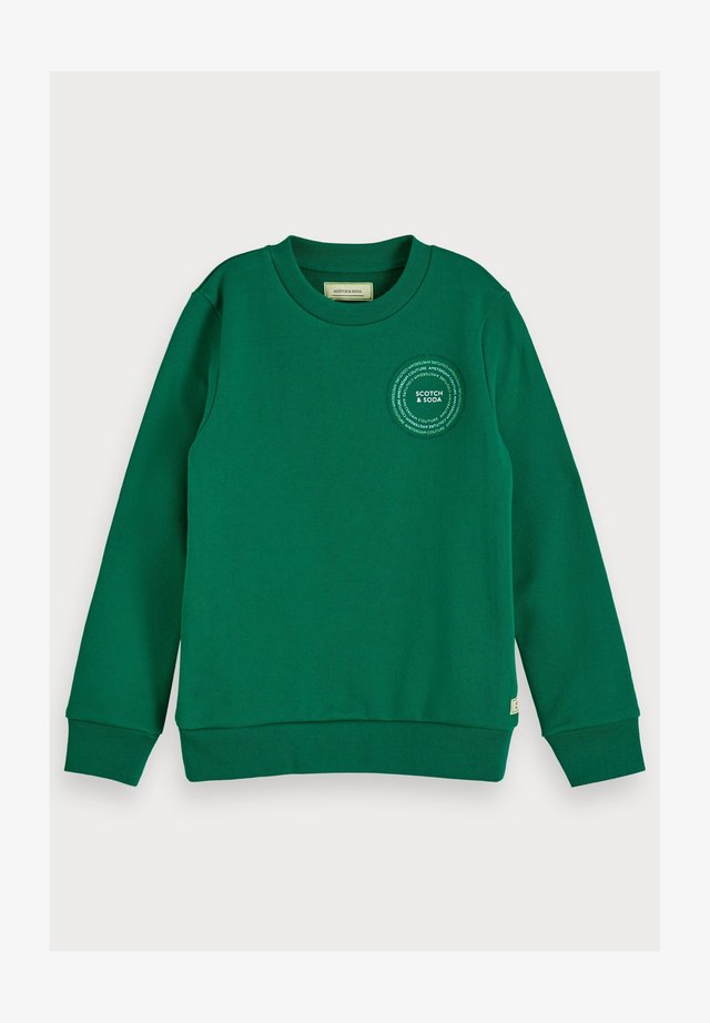 Sweater - paradise green