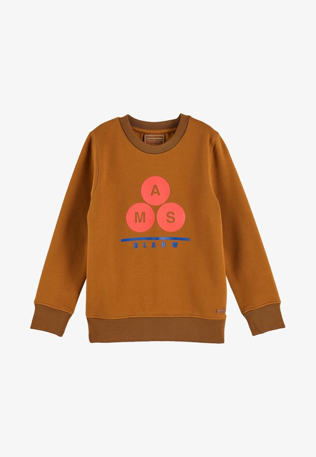 ARTWORK  - Sweater - brown