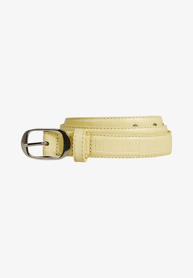Riem - light lemon yellow