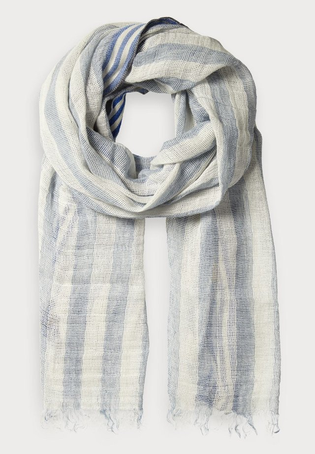 STRIPED  - Sjaal - blue