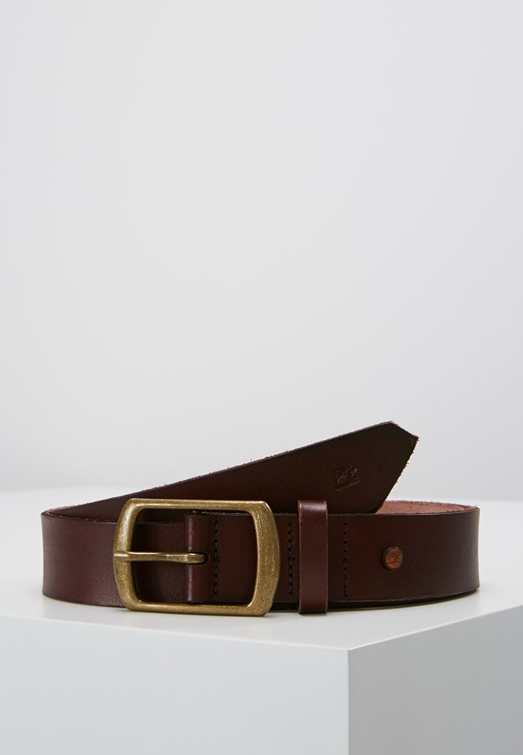 Scotch & Soda - CLASSIC WIDE BELT - Ceinture - mahogany