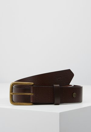 CLASSIC WIDE BELT - Belt - brown