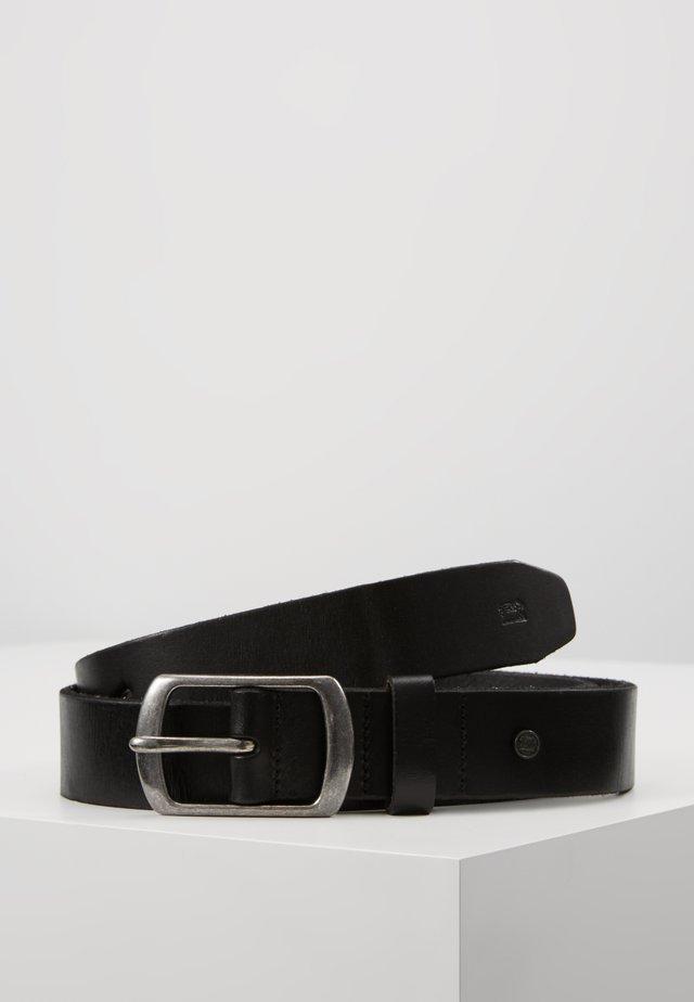 CLASSIC BELT - Riem - black