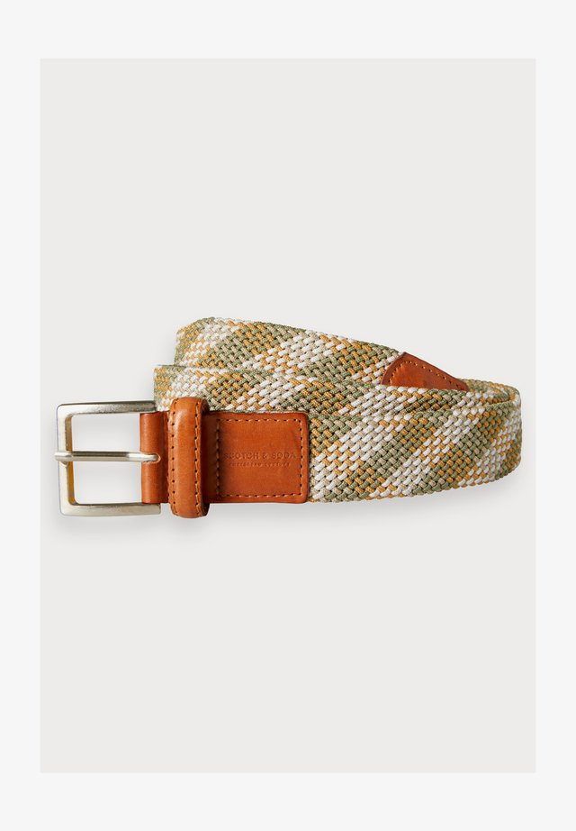 Braided belt - combo c
