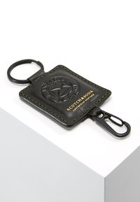 Scotch & Soda - GIFT BOX WITH FOLDED CARD WALLET AND KEY RING - Peněženka - combo - 5