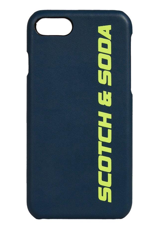 Phone case - slate blue