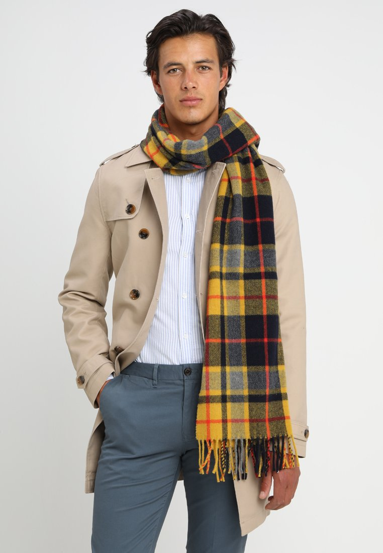 Scotch & Soda - CLASSIC GENTLEMANS SCARF - Scarf - combo b