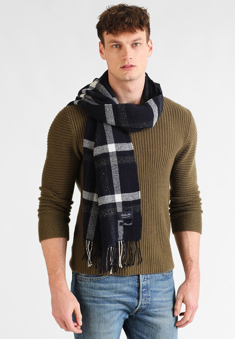 Scotch & Soda - SCARF IN BLEND QUALITY WITH NEPS - Scarf - combo