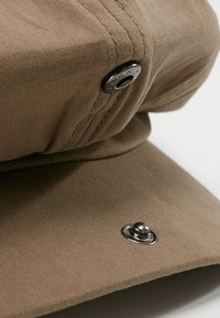 Scotch & Soda - LIGHTWEIGHT FLAT CAP - Klobouk - army - 6