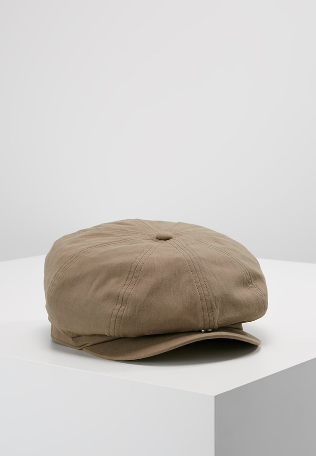 LIGHTWEIGHT FLAT CAP - Cappello - army