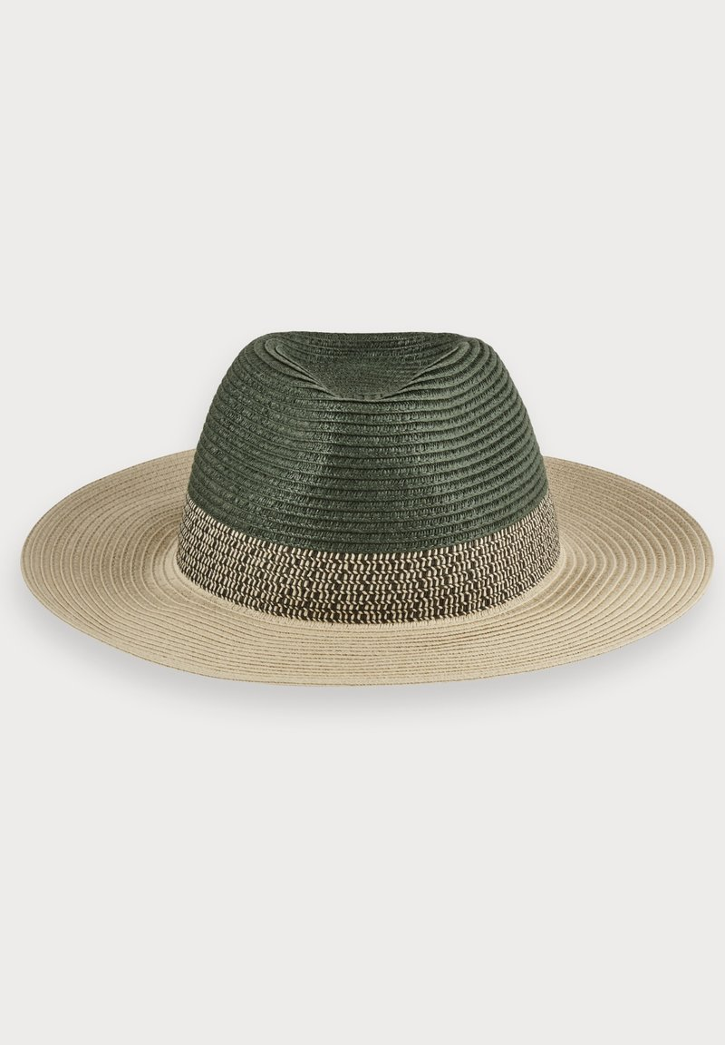 Scotch & Soda - GRADIENT STRAW  - Hat - combo a