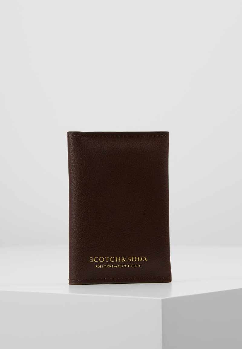 Scotch & Soda - CLASSIC CARDHOLDER - Portefeuille - brown