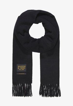 CLASSIC WOVEN WOOL - Sjal - black