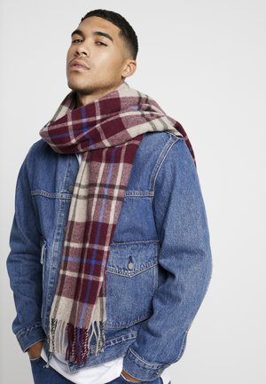 CLASSIC CHECK SCARF  - Szal - combo