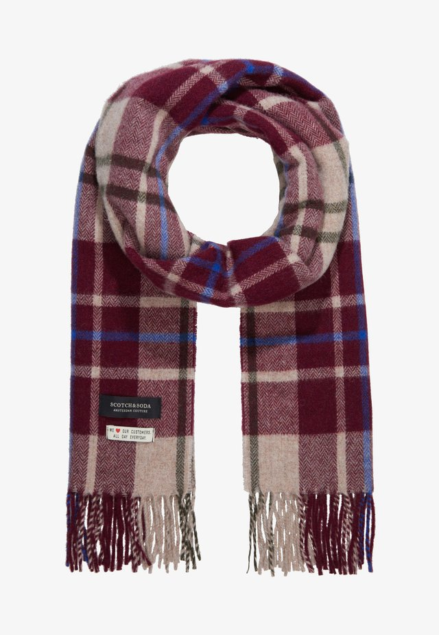 CLASSIC CHECK SCARF  - Sjaal - combo