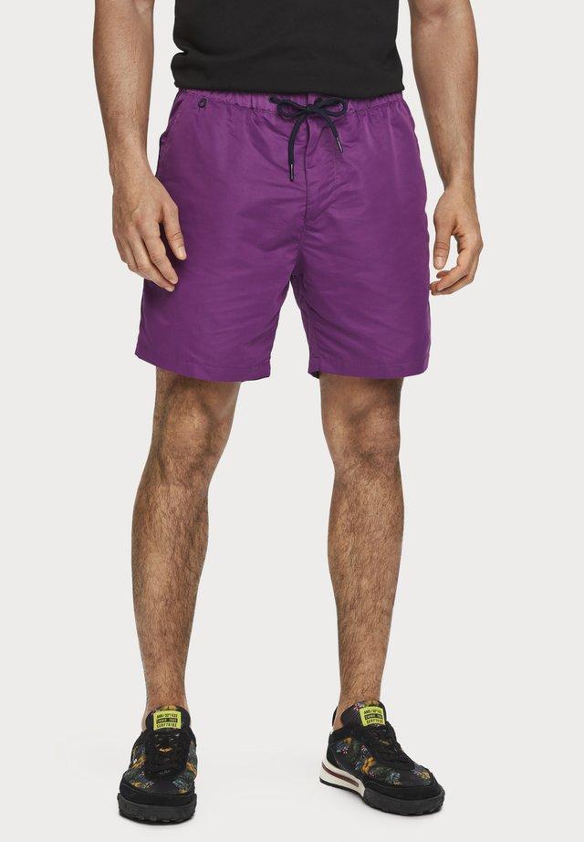 Zwemshorts - paradise purple