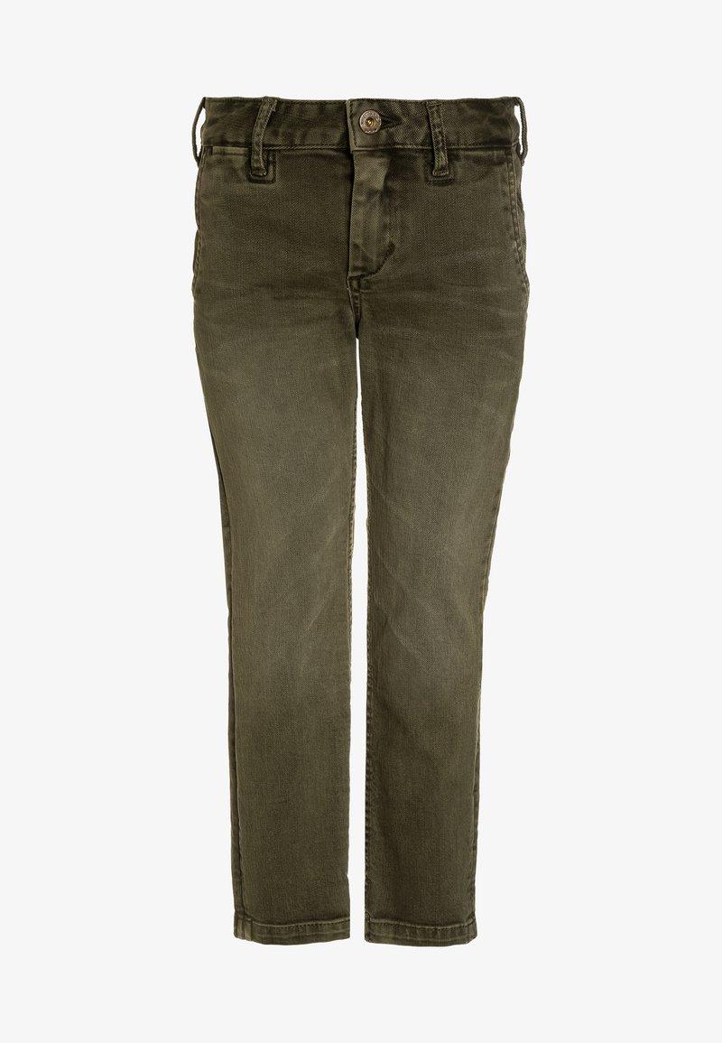 Scotch Shrunk - GARMENT DYED  - Jeans Slim Fit - lizard green
