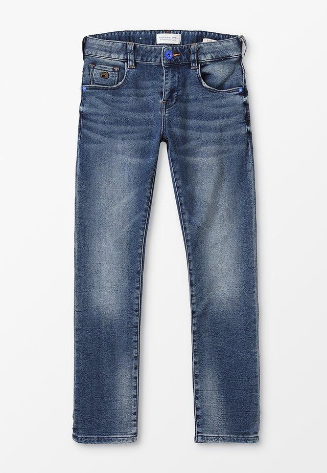 STRUMMER LIGHT WASHED - Jeans Skinny Fit - melting snow