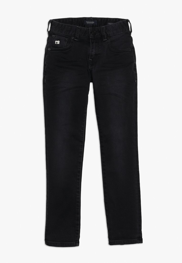 Scotch & Soda - STRUMMER - Slim fit jeans - freerunner black