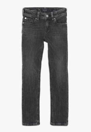 TIGGER - Straight leg jeans - water color grey