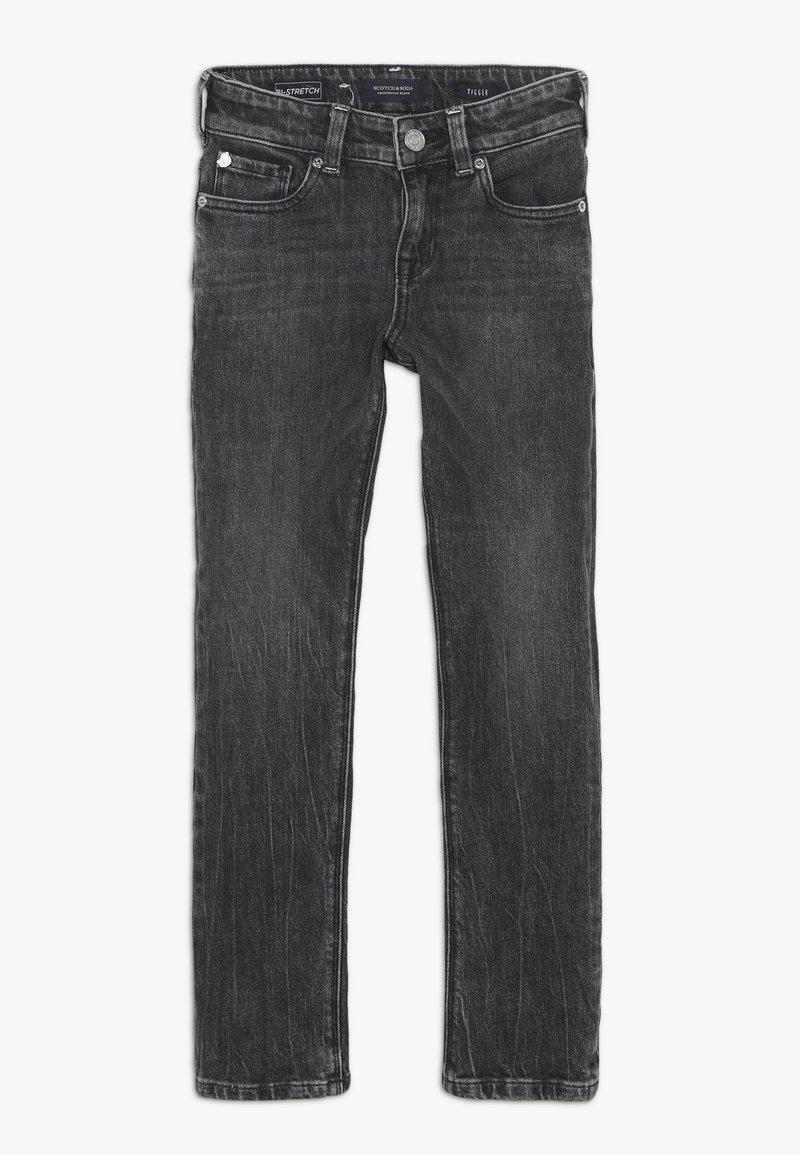 Scotch & Soda - TIGGER - Straight leg jeans - water color grey