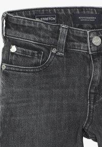 Scotch & Soda - TIGGER - Straight leg jeans - water color grey - 3