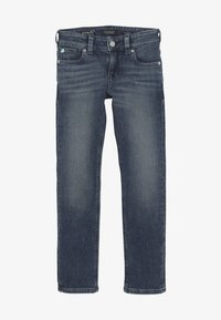 Scotch & Soda - TIGGER  - Straight leg jeans - ink wash - 2