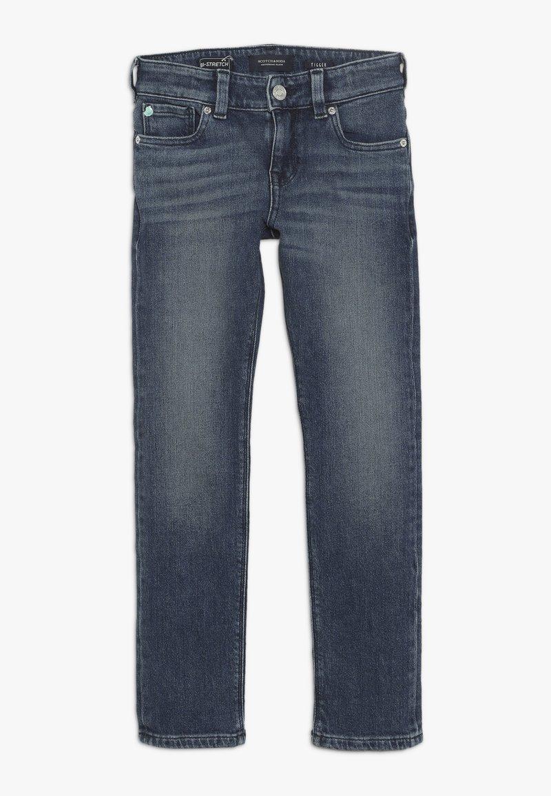 Scotch & Soda - TIGGER  - Straight leg jeans - ink wash