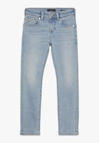 Scotch & Soda - STRUMMER  - Relaxed fit jeans - paint it blauw - 0