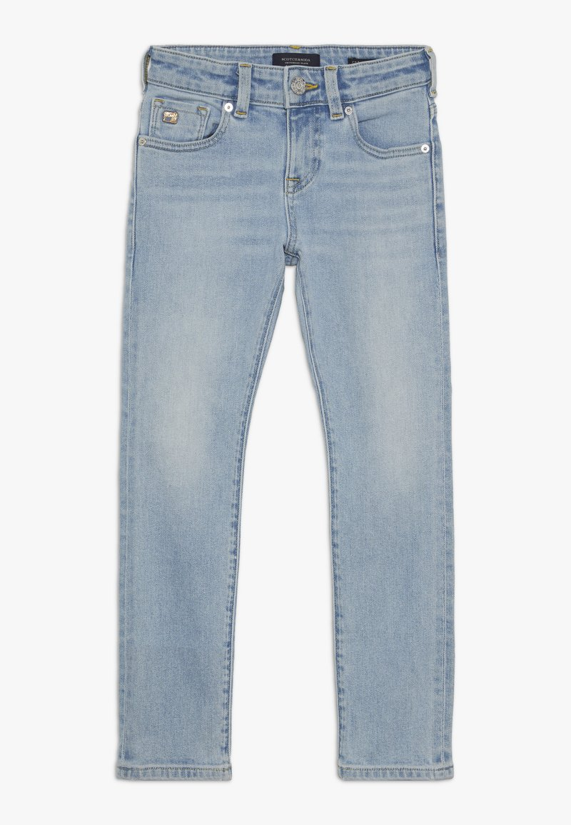 Scotch & Soda - STRUMMER  - Relaxed fit jeans - paint it blauw
