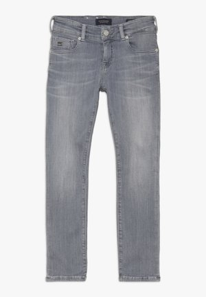 STRUMMER - Relaxed fit jeans - stone and sand