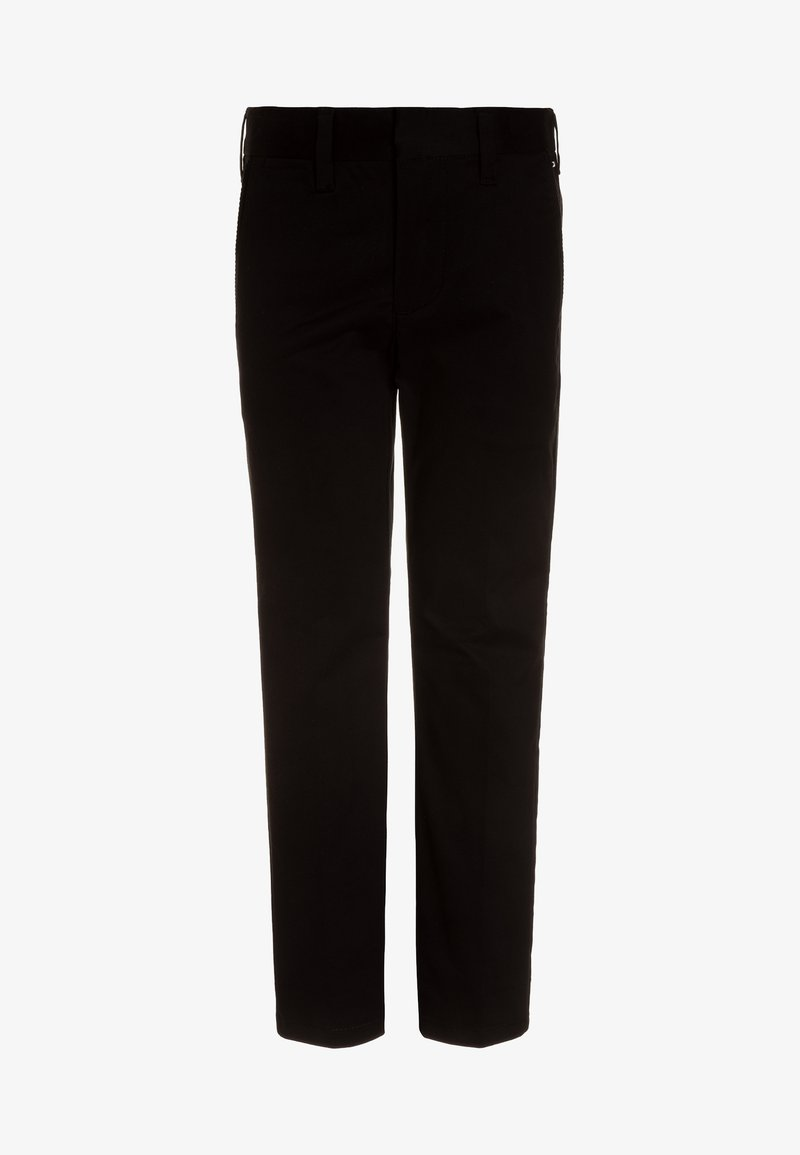 Scotch Shrunk - REGULAR SLIM FIT - Pantalones chinos - black
