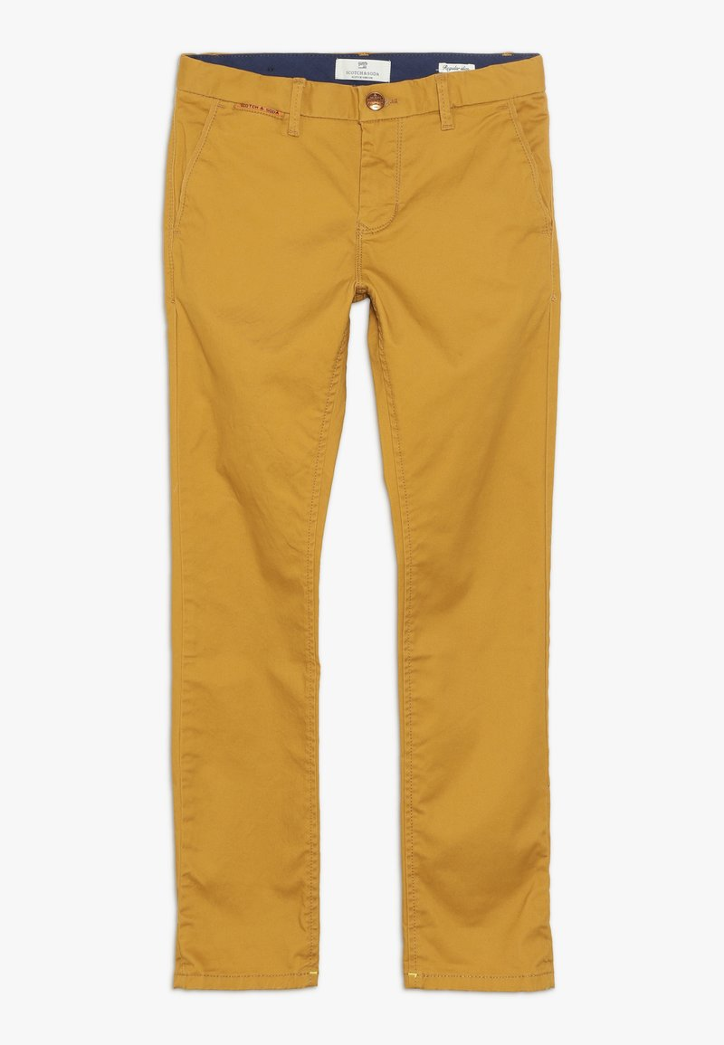 Scotch & Soda - SLIM FIT - Chino - ochre