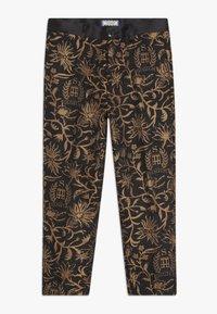 Scotch & Soda - DRESSED PANTS - Kalhoty - black - 0