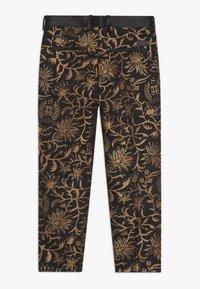 Scotch & Soda - DRESSED PANTS - Kalhoty - black - 1