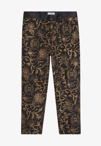 Scotch & Soda - DRESSED PANTS - Kalhoty - black - 2