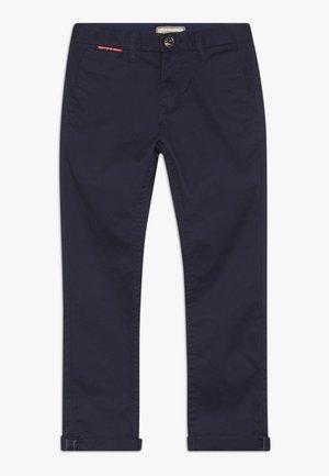 STRETCH - Chino kalhoty - night