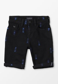 Scotch & Soda - DEAN SHORT - Jeans Short / cowboy shorts - mountain dust - 0