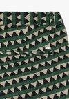 Scotch Shrunk - ALL OVER PRINTED ROCKER - Shorts - green
