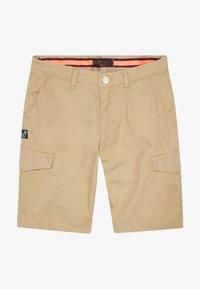 Scotch & Soda - Cargo trousers - sand - 2