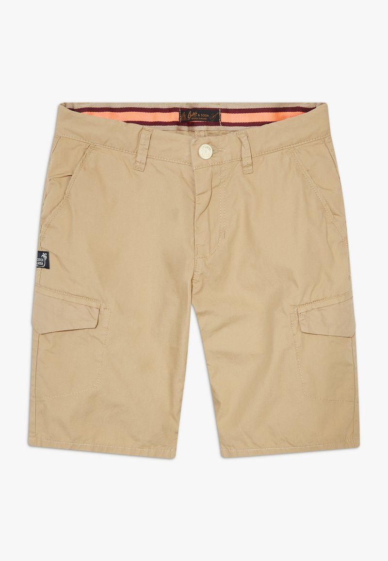 Scotch & Soda - Cargo trousers - sand