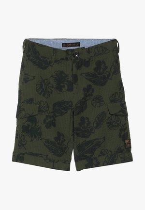 CHINO  - Pantalon cargo - khaki