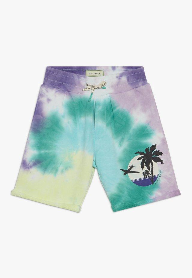 TIE DYE - Pantaloni sportivi - multi coloured