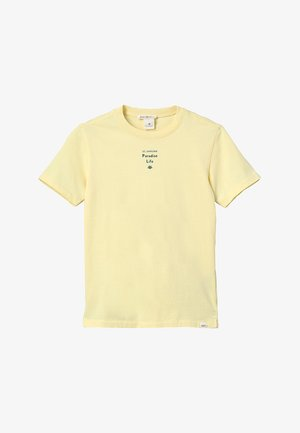 TEE - T-shirt imprimé - lemon