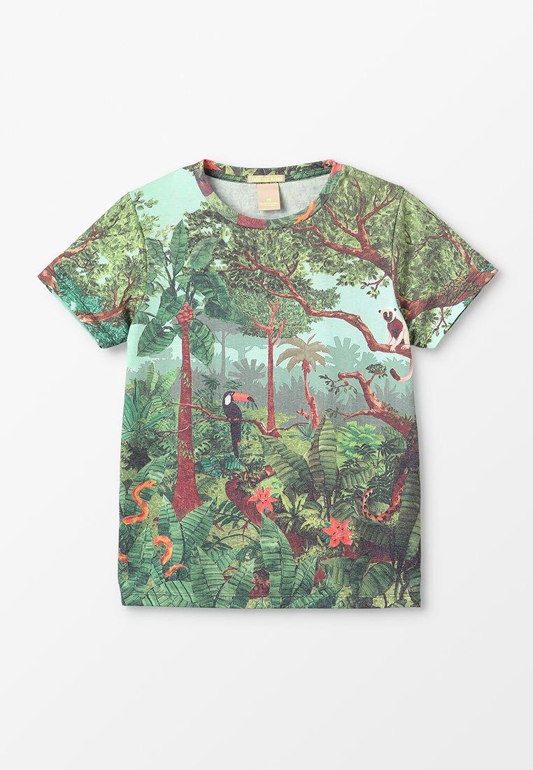 Scotch Shrunk - PRINTED TEE - T-Shirt print - green